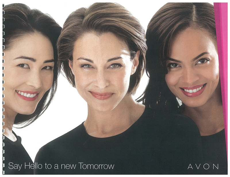 Avon New Tomorrow Cover